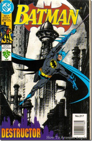 2011-07-13 - Batman - Destructor