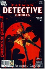 P00027 - War Games 26 - Detective Comics 809 - War Crimes howtoarsenio.blogspot.com #1