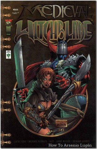 2001-07-25 - Medieval Witchblade - Spawn