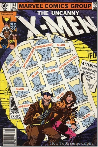 2011-07-29 - X-Men - Dias del futuro pasado... y presente
