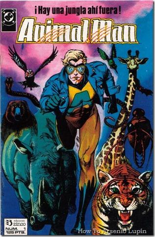 2011-07-30 - Animal Man de Grant Morrison