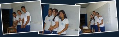 Exibir alunos do noturno  2I  Alvares