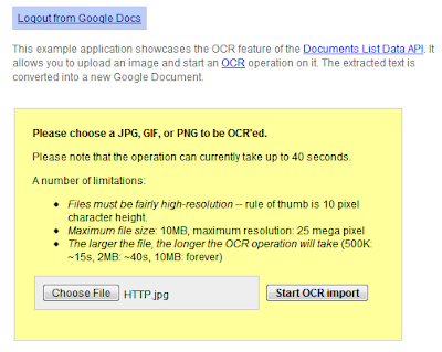 Convert Images Into Editable Documents with Google Docs