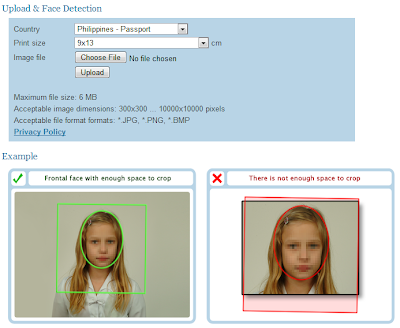Instantly Transform Picture to Standard Passport Photo Online