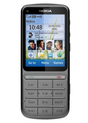 How to use Static IP for WLAN in Nokia C3-01?