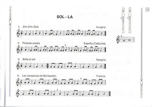 partituras para flauta. PARTITURAS PARA FLAUTA