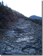 The Black Bear Pass ..stairs.. deadly 4x4