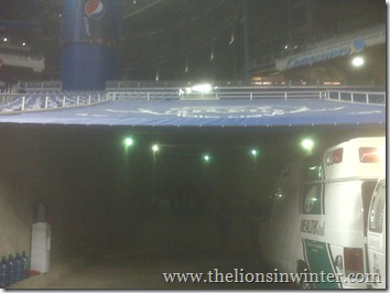 Ford Field Tunnel