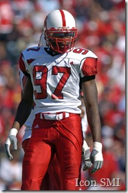Detroit Lions 7th round pick, N.C. State DE Willie Young