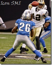 Louis Delmas, Detroit Lions safety
