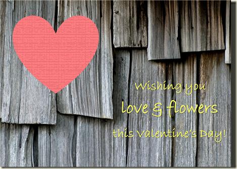 Valentine's Blog