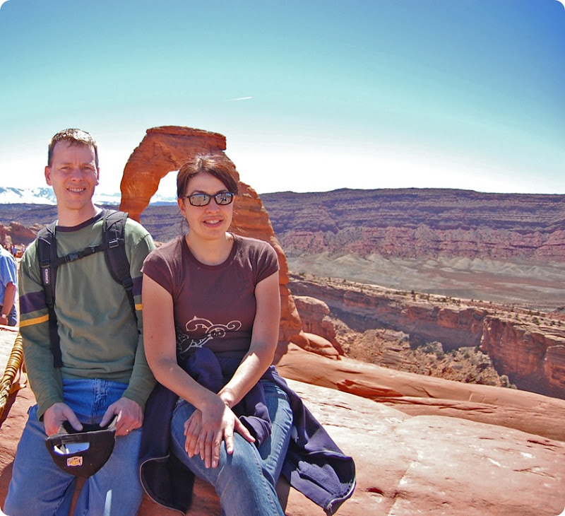 delicate arch paul and cyn