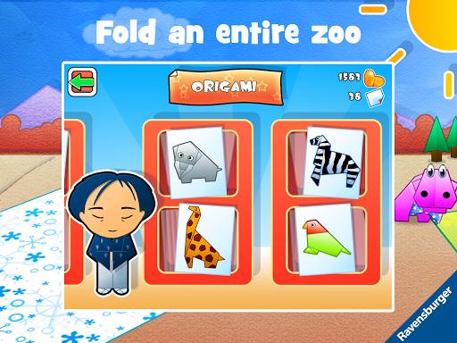 Play-Origami Zoo - screenshot