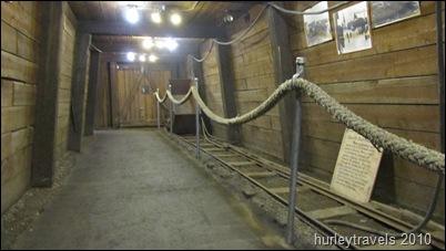 Pioneer Park gold mine shaft, Fairbanks