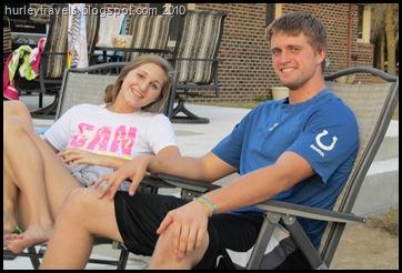 Caroline and Brayton.