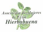 logotipo de hierbabuena