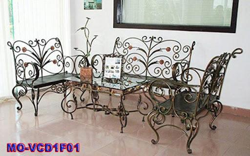 Bộ sản phẩm bàn & ghế- BG-075