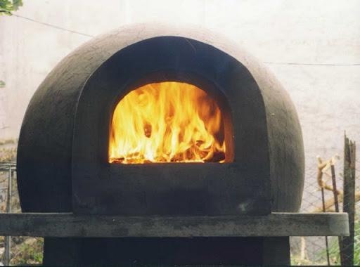 Como hacer tu propio horno de barro.