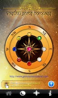 Screenshot of Vasthu Gems Compass