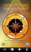 Screenshot of Vasthu Gems Compass