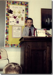 Jayden's Primary Talk Oct 09 4