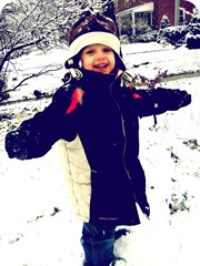 First Snow of 2009