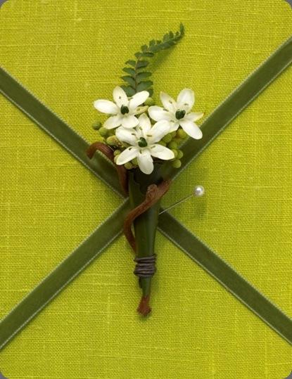 botanical-boutonniere michelle rago ltd
