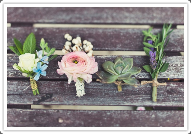 diy-wedding-flowers-boutonnieres the sweetest occasion
