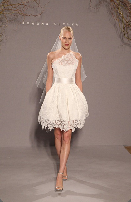 wedding dress romona