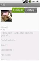 Screenshot of Busca Pareja Gratis