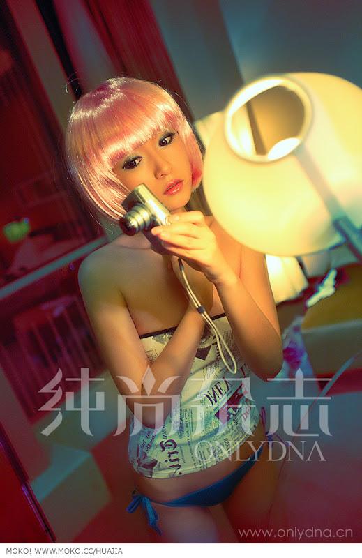 Amanda - China model