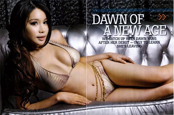 Dawn Yang - Singapore