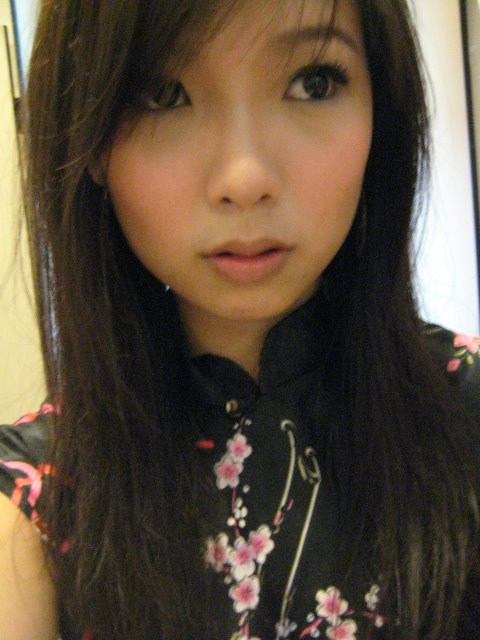 Michelle Qiu from Singapore