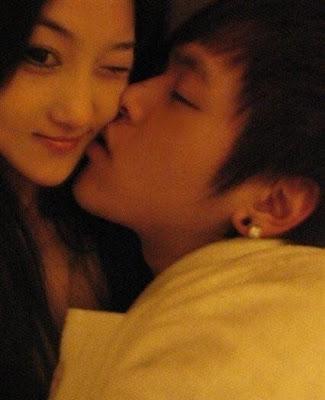 Viann Zhang Xinyu (张馨予) scandal nude