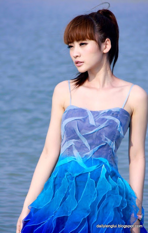 zhuboliuyan 84 Chinese Model Ada Liu Yan Biography and Photos