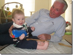 05 14 11 - Visiting with Grandpa Jewell (6)