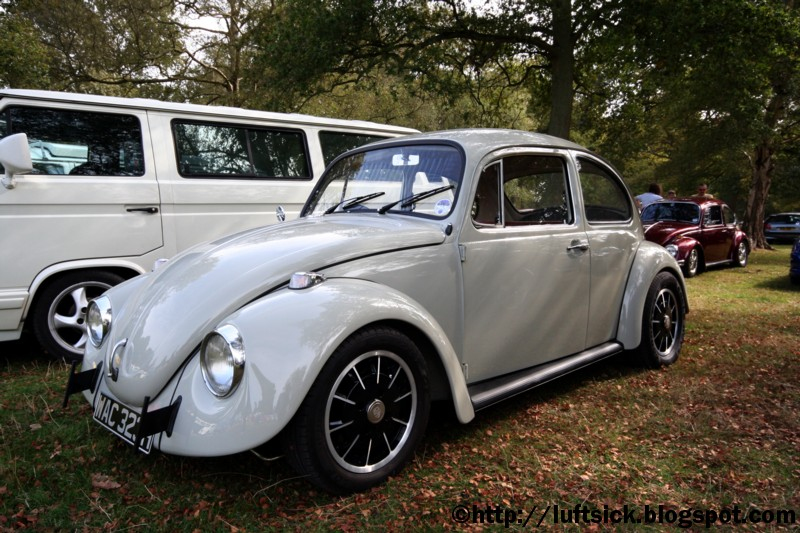 Cal and Resto  Ultra VW Bug Boogie