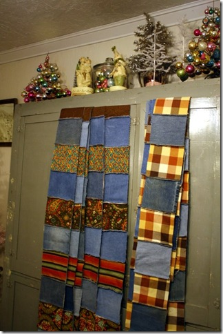 quilt and Christmas Eve 011