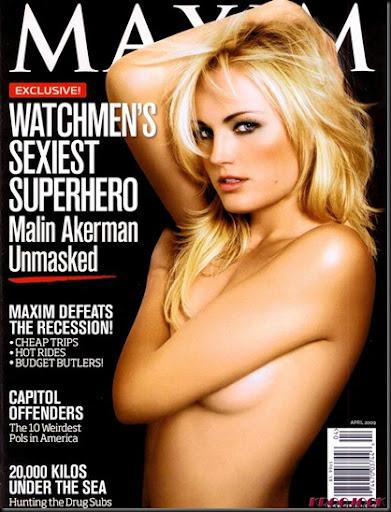malin akerman maxim. Malin Akerman - Maxim Magazine
