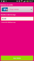 Screenshot of Acesso - Minha Conta