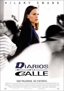 Poster de Diarios de la calle