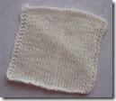 Fiori-di-Sole,-strikkeprøve