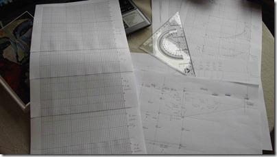 Sømandssweater,-beregninger