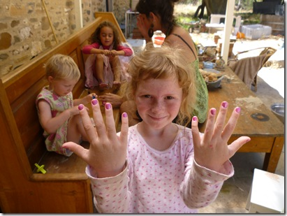 13 nail polish