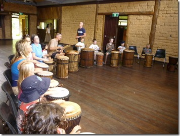 39 drumming workshop