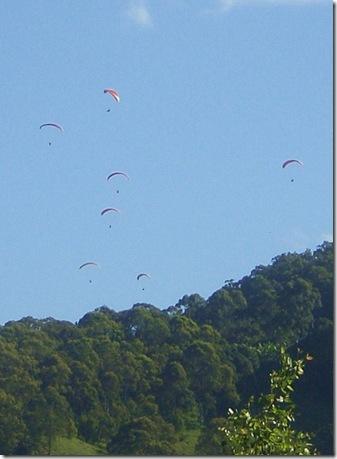 47 parachutes