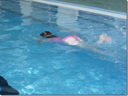 69 swimming