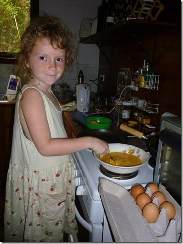 28 scrambled egg