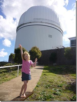 020  siding springs telescope - the sun