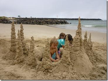 08 sandcastle